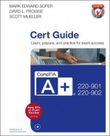 Omslag - CompTIA A+ 220-901 and 220-902 Cert Guide