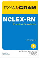 Omslag - NCLEX-RN Practice Questions Exam Cram