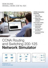 Omslag - CCNA Routing and Switching 200-125 Network Simulator