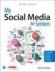 My Social Media for Seniors av Michael Miller (Heftet)