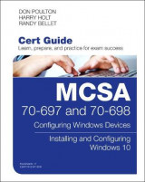 Omslag - MCSA 70-697 and 70-698 Cert Guide
