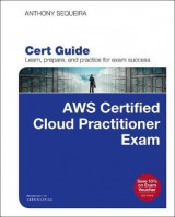 Omslag - AWS Certified Cloud Practitioner (CLF-C01) Cert Guide