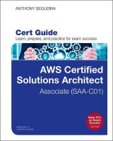 Omslag - AWS Certified Solutions Architect - Associate (SAA-CO1) Cert Guide