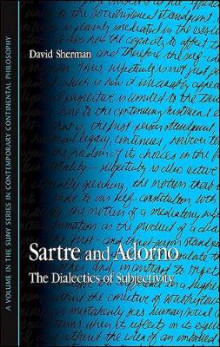 Sartre and Adorno av David Sherman (Innbundet)