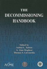 Omslag - The Decommissioning Handbook