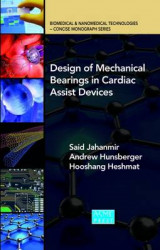 Omslag - Design of Mechanical Beariings in Cardiac Assist Devices