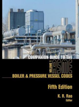 Omslag - Companion Guide to the ASME Boiler and Pressure Vessel and Piping Codes, Volume 1
