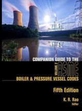 Omslag - Companion Guide to the ASME Boiler and Pressure Vessel and Piping Codes, Volume 2