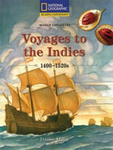 Reading Expeditions (Social Studies: World Explorers): Voyages to the Indies 1400-1520s av Danny Miller, National Geographic Learning, National Geographic Learning og National Geographic Learning (Heftet)