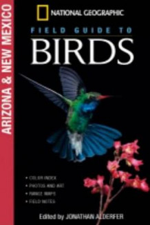 National Geographic Field Guide to Birds: Arizona/New Mexico av Jonathan K. Alderfer (Heftet)