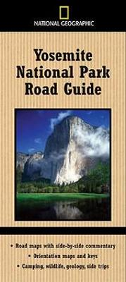 """National Geographic"" Yosemite National Park Road Guide av Jeremy Schmidt (Heftet)"