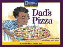 Content-Based Readers Fiction Early (Social Studes): Dad's Pizza av Daniel Levine (Heftet)