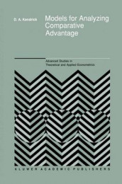 Models for Analyzing Comparative Advantage av David Andrew Kendrick (Innbundet)