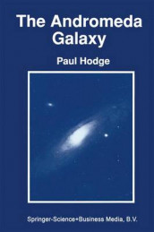 The Andromeda Galaxy av Paul Hodge (Innbundet)