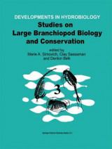 Omslag - Studies on Large Branchiopod Biology and Conservation