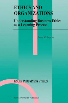 Ethics and Organizations av Josep M. Lozano (Innbundet)