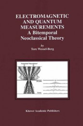 Electromagnetic and Quantum Measurements av Tore Wessel-Berg (Innbundet)