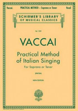 Omslag - Practical Method of Italian Singing