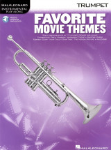 Omslag - Favorite Movie Themes, Trumpet