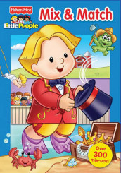 Fisher Price Little People Mix and Match av Lori C Froeb (Innbundet)