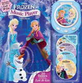 Omslag - Disney Frozen Music Player Storybook