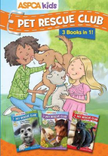 ASPCA Kids: Pet Rescue Club Collection: Books 1- 3 av Cathy Hapka (Heftet)