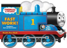 Thomas & Friends: Fast Work! av REV W Awdry (Pappbok)