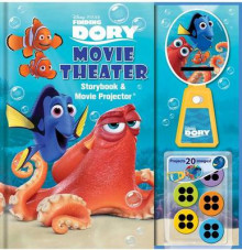 Disney-Pixar Finding Dory Movie Theater Storybook & Movie Projector av Bill Scollon (Innbundet)