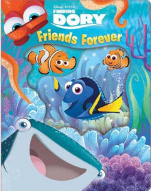 Disney-Pixar Finding Dory: Friends Forever av Bill Scollon (Innbundet)