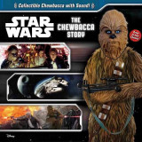 Omslag - Star Wars: The Chewbacca Story