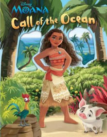 Disney Moana: Call of the Ocean av Disney (Innbundet)