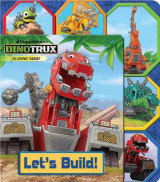 Omslag - Dinotrux: Let's Build!
