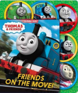 Omslag - Thomas & Friends: Friends on the Move!