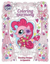 Omslag - My Little Pony: Coloring Harmony