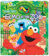 Omslag - Sesame Street: Elmo at the Zoo