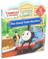 Omslag - Thomas & Friends: The Great Train Mystery