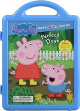 Omslag - Peppa Pig: Magnetic Play Set
