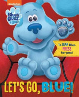 Omslag - Nickelodeon Blue's Clues & You: Let's Go, Blue!