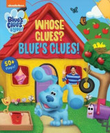 Omslag - Nickelodeon Blue's Clues & You!: Whose Clues? Blue's Clues!