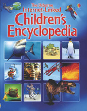The Usborne Internet-Linked Children's Encyclopedia av Felicity Brooks, Fiona Chandler, Phillip Clarke, Anna Claybourne, Liz Dalby og Ben Denne (Heftet)
