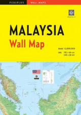 Omslag - Malaysia Wall Map