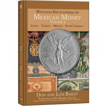 Whitman Encyclopedia of Mexican Money, Volume 1 av Whitman Publishing og Don Bailey (Innbundet)