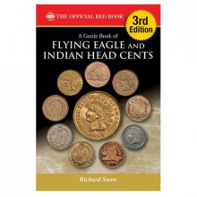 A Guide Book of Flying Eagle and Indian Head Cents, 3rd Edition av Richard Snow (Heftet)