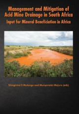 Omslag - Management and Mitigation of Acid Mine Drainage in South Africa