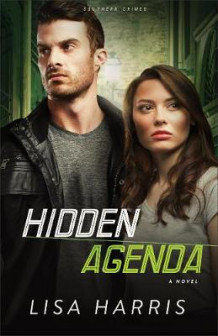 Hidden Agenda av Lisa Harris (Heftet)