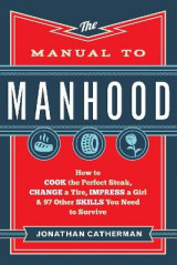 Omslag - The Manual to Manhood