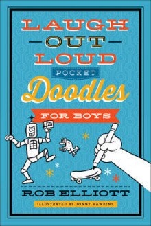 Laugh-Out-Loud Pocket Doodles for Boys av Rob Elliott (Heftet)