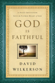 God is Faithful av David Wilkerson (Heftet)