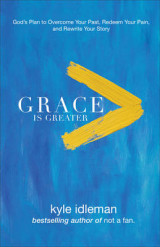 Omslag - Grace Is Greater