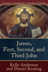 Omslag - James, First, Second, and Third John